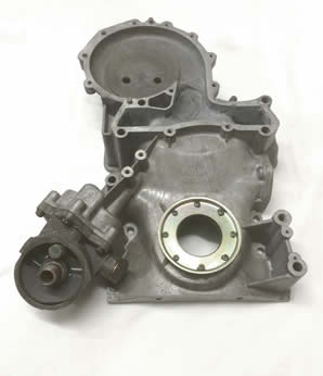 Front Cover Assembly 3.9V8 - Remanufactured