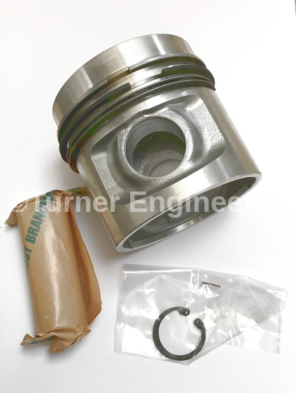 RTC 6442 Piston Assembly STD - Tarabusi