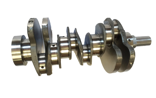 LR052136  Crankshaft - NEW - Land Rover
