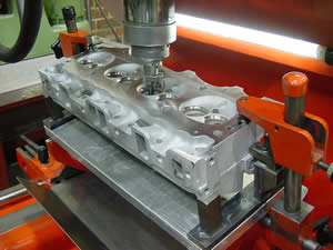 Turner Engineering supplies performance cylinder heads for
