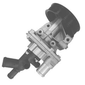 LR004514 Water Pump and Connector