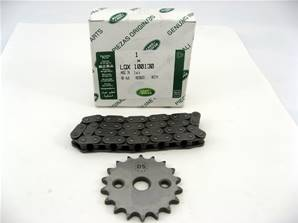LQX100130 Oil Pump Chain/Sprocket