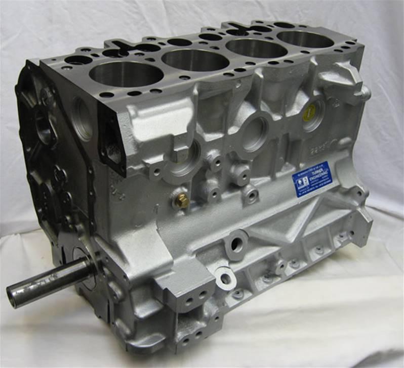 RTC 6635 Short Engine Remanufactured