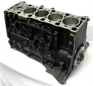 LBB001200E TD5 Short engine - Remanufactured