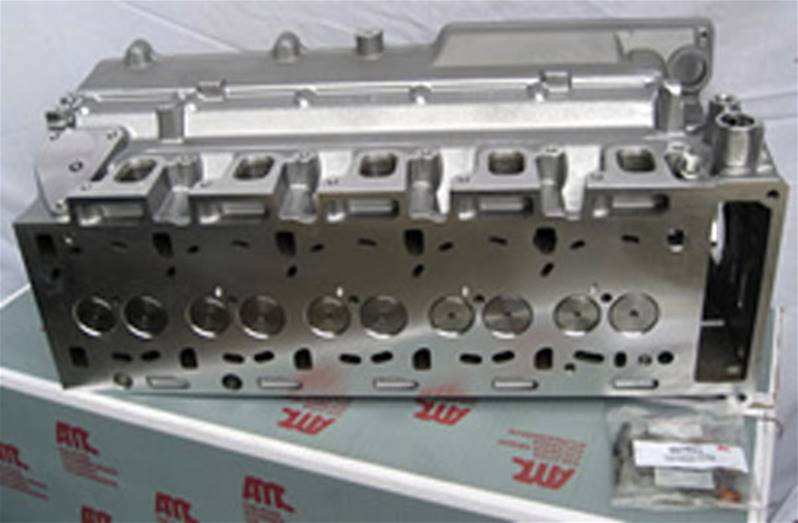 Ldf500160 Td5 Cylinder Head Early Turnerengineering
