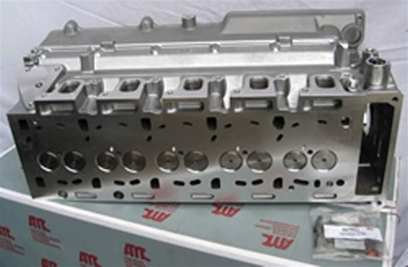 Ldf500160 Td5 Cylinder Head Early Turnerengineering