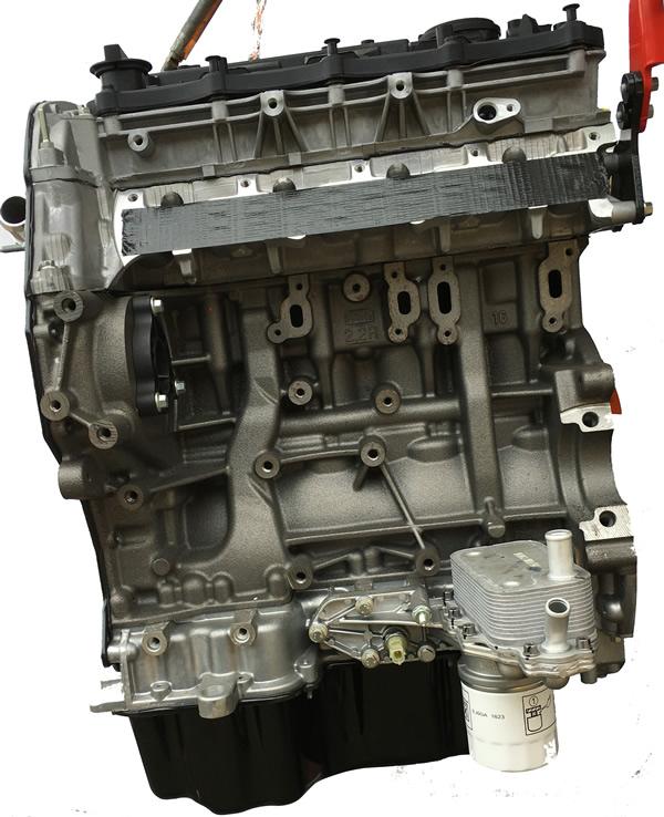 Lr055432 2 2 Ford Tdci Stripped Engine