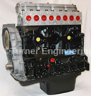 STC 1736  Stripped Engine Assembly - Remanufactured