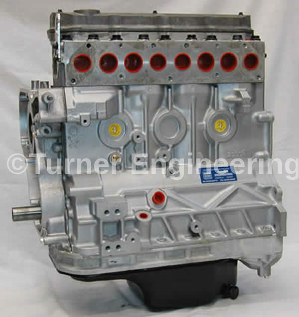 200TDI Stripped Engine Assembly - Remanufactured