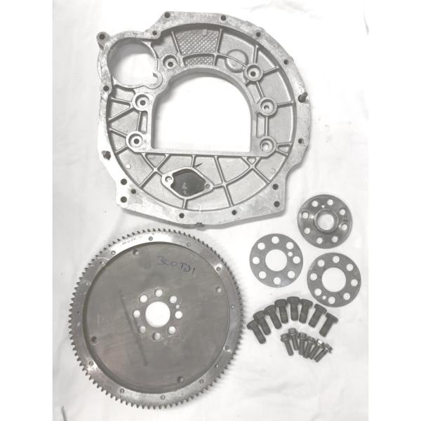 300TDI Auto Back Plate Housing and flywheel kit - take off