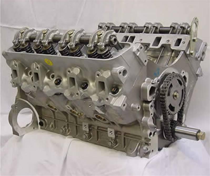 LBB111460 4.0V8 Stripped Engine