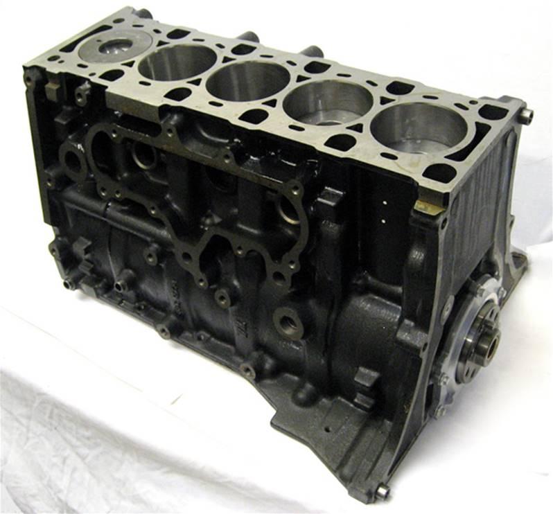 LBB001200E TD5 Short Engine