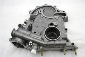 LJR105040 Front Cover Assembly