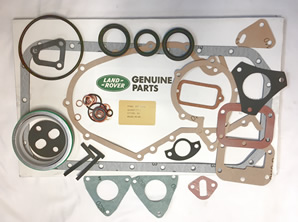 STC 1560 Gasket Set Bottom 2.5D n/a
