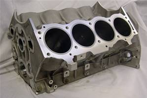 Block Casting Remanufactured 4.2 V8 - COU / Exchange