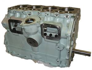 2.25 3MB Diesel Short Engine - Remanufactured