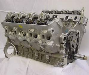 4.0V8 Stripped Engine - remanufactured