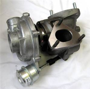 PMF000040 Turbocharger Assembly