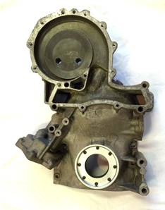 Front Cover Assembly 3.5V8