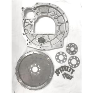 300TDI Auto Back Plate Housing and flywheel with spacers & Bolts
