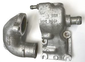 ERR 3479 Thermostat Housing - take off