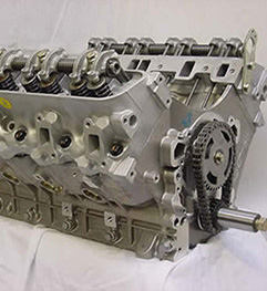 4.0 V8 stripped engine LBB111460