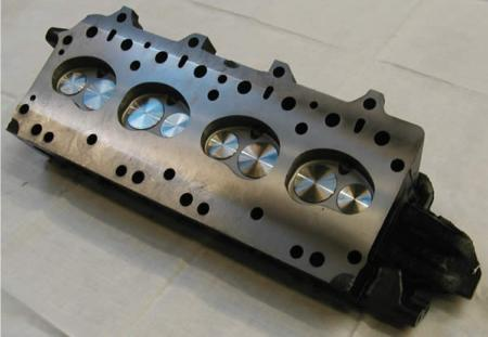 re-manufactured Petrol cylinder head