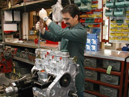 200TDi reconditioned engine - Turner Engineering